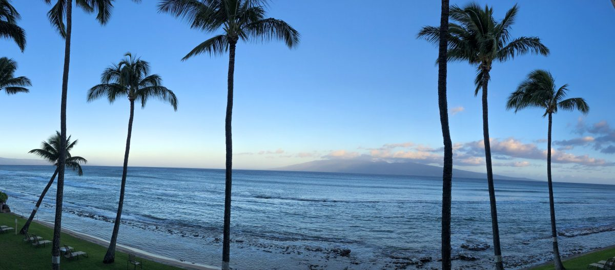 "Maui, Hawaii: Returning ""Home"""